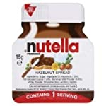 10 Nutella - 10 x 15g serving