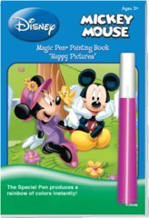 Invisible Ink Mickey Mouse 2 - 1