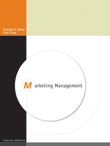 Marketing Management (4th Edition) (Pearson Custom Business Resources)