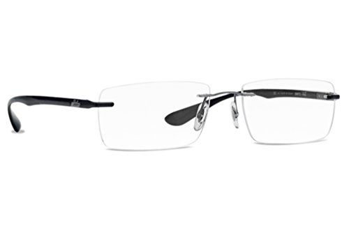 Ray Ban Rx8724 Tech Eyeglasses-1000 Gunmetal-56Mm