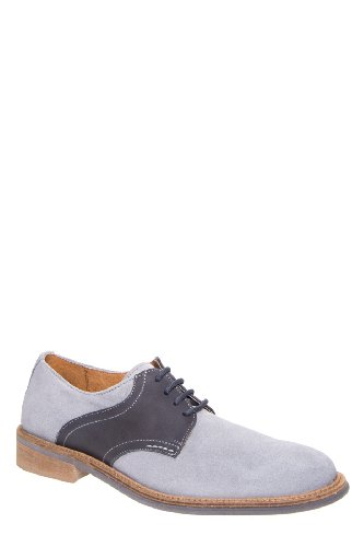 Giorgio Brutini Men's Halock Plain Toe Saddle Oxford Shoe