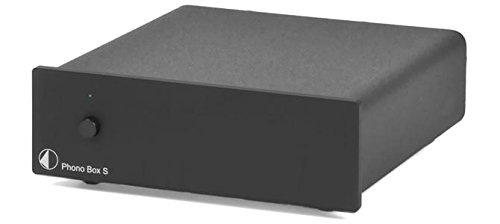 PRO-JECT - PHONO BOX S (BLACK)
