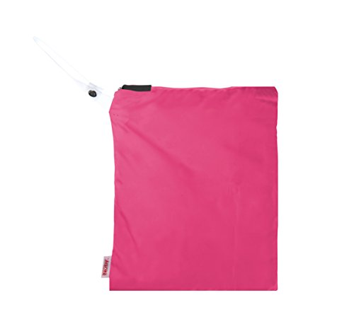 NUBY Washable Wet Bag, Pink - 1
