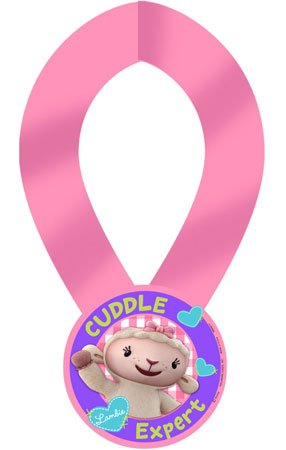 Doc McStuffins Guest of Honor Ribbon (1ct) by Hallmark