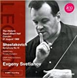 Legacy: Evgeny Svetlanov- Shostakovich: Symphony No. 10 / Tchaikovsky: Snow Maiden Suite, Op. 12 / Rimsky-Kosakov: The Legend of the Invisible City of Kitezh