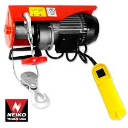 Images for Grizzly H0778 Electric Hoist - 3/4 HP 110V