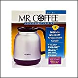 Mr. Coffee UDT83 8 Cup Thermal Carafe