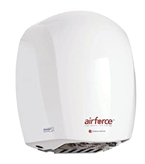 World Dryer J4-974 Airforce Hi-Speed Energy Efficient Automatic Hand Dryer