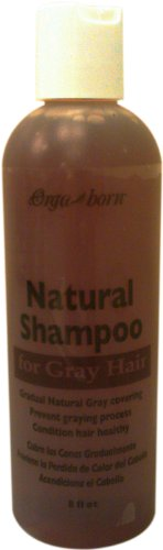 Natural Shampoo For Gray Hair