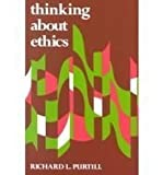 img - for Thinking About Ethics book / textbook / text book