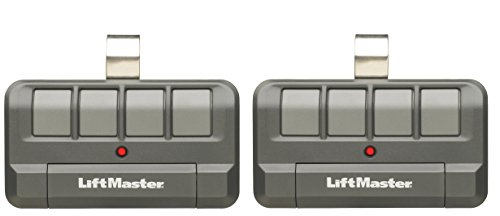 Lot of 2 LiftMaster 894LT 4-Button Security+ 2.0TM Learning Remote Control (Garage Door Opener Learning compare prices)