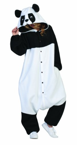 RG Costumes Parker Panda, Black/White, One Size