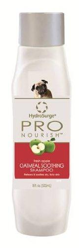 Hydrosurge Pro Nourish Oatmeal Soothing Shampoo Fresh Apple Scented 18 Ounces