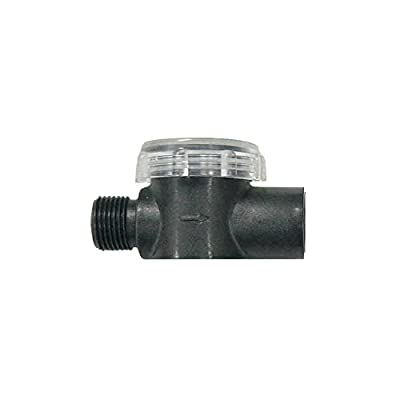 WFCO (ARTISSTR01T) Threaded Style Pump Filter