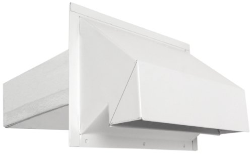 Imperial Manufacturing VT0500 3.25-Inch by 10-Inch R2 Exhaust Hood White (Kitchen Exhaust Vent Hood compare prices)