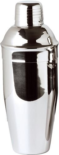 Premium Cocktail Shaker Set - 24 Oz Stainless Steel