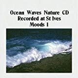 Sound of the Ocean Waves CD - Nature Sounds CD recorded in St Ives, UKby Michael Sinclair