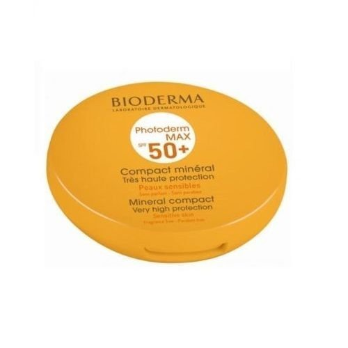 Bioderma Photoderm MAX Mineral Compact Spf50+ 10g Golden Colour Beauty Product by Skin Product