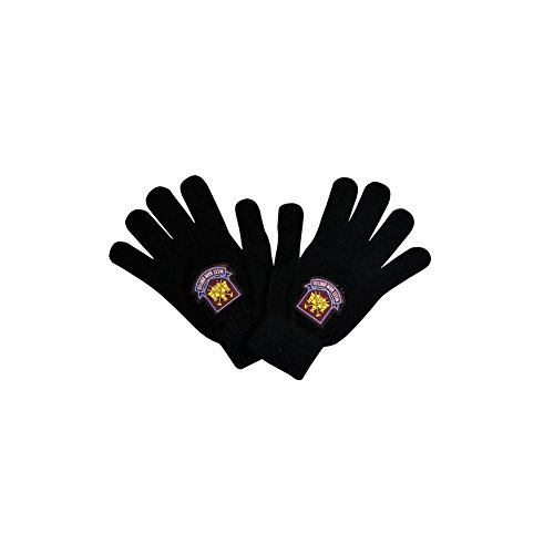 west-ham-united-fc-black-knitted-gloves
