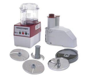 Robot Coupe R 2 CLR DICE Combination Food Processor Dicer by Robot Coupe