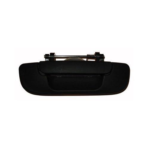 02 05 DODGE RAM PICKUP TRUCK TAILGATE HANDLE BLACK Automotive