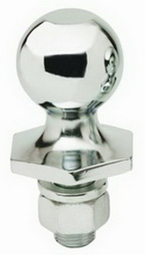 "Best Price! Reese Towpower 72801 Zinc Interlock 1 7/8"" Hitch Ball"