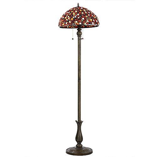 lampadaire-nuomeijur-nmj033-avec-abat-jour-agate-vitrail-et-sculpte-base-metallique