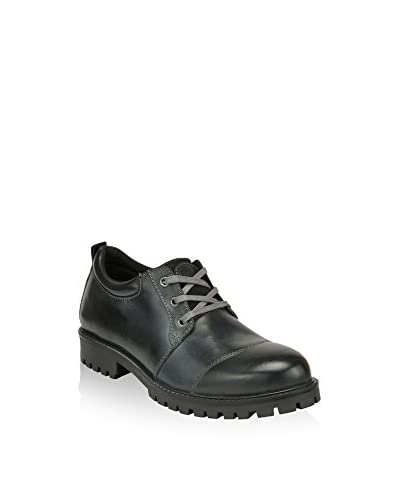 Shepperd & Sons Zapatos de cordones Negro