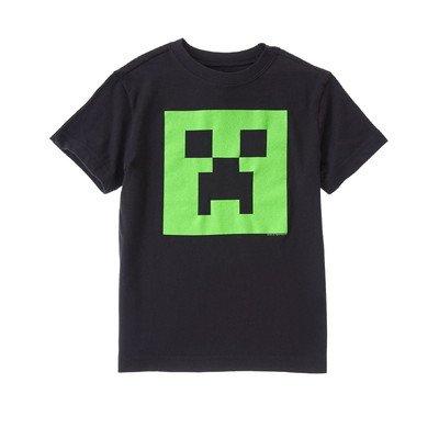 CRAZY8(クレイジーエイト)マインクラフトティ クリーパー トップス半袖Tシャツ M【並行輸入】