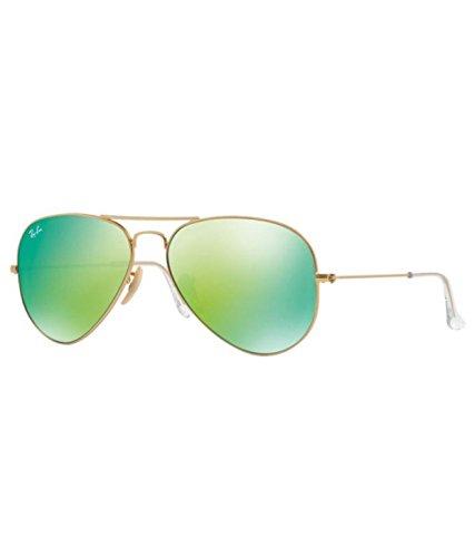 Ray-Ban RB3025 112/19 Medium Size 58 Aviator Sunglasses
