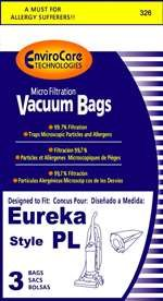 Pl Vacuum Bags front-631242