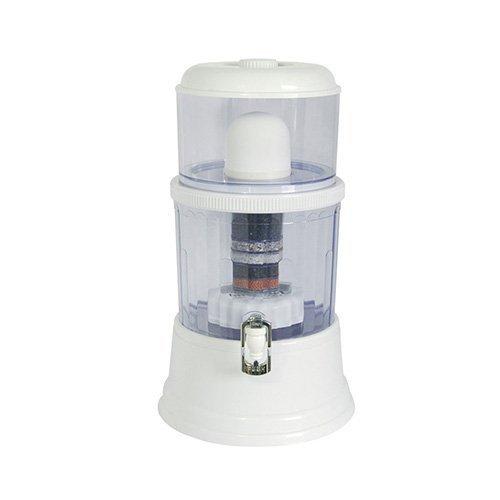 Icebergbio - Fontaine à eau filtrante BIOMINERAL - Fontaine écologique 14 litres - ICEF-129