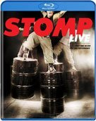 Alfred 40-250 Stomp Live - Music Book front-375129