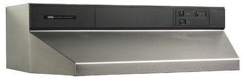 Contemporary Range Hood front-26942
