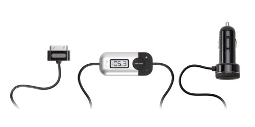 Griffin iTrip FM Transmitter with Auto Dock Connector Cable
