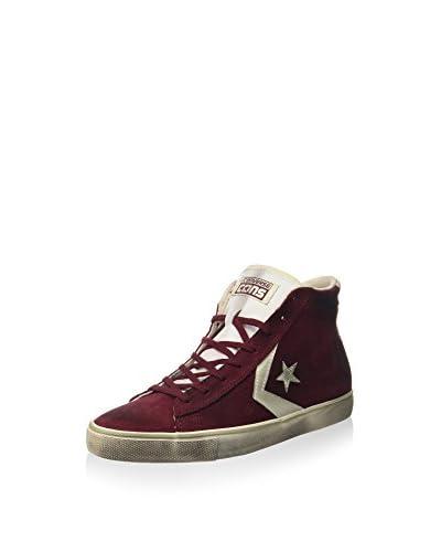 Converse Sneaker Pro Leather Vulc Mid bordeaux EU 45 (US 11)
