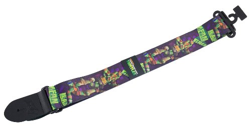 Peavey Teenage Mutant Ninja Turtles Peavey Guitar Strap