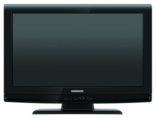 Magnavox 26MF330B/F7 26-Inch 720p LCD HDTV, Black