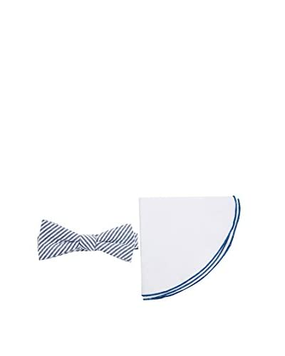 Selected Homme Papillon [Bianco/Blu]