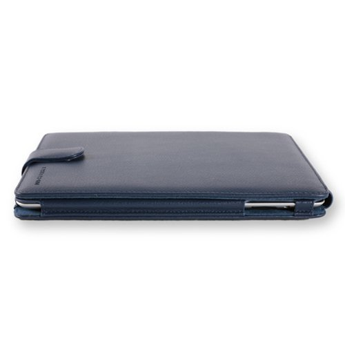 CaseCrown Regal Vertical Case for iPad 2 - Blue