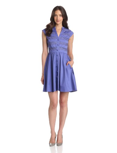 Cynthia Steffe Women's Lucille Dress, Pansy, 6