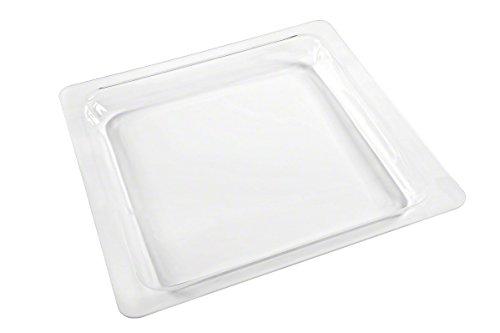 DMGS 1/1 - 30 L Flache Glasschale