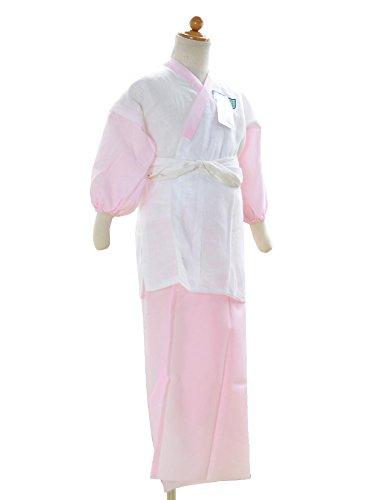 ノーブランド品 七五三 和装下着 日本製 七才 子供用 肌着 裾よけセット 7歳 7才 七歳 お正月着物 ひな祭り用