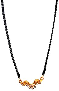 SUVIS Sleek Mangalsutra available at Amazon for Rs.99