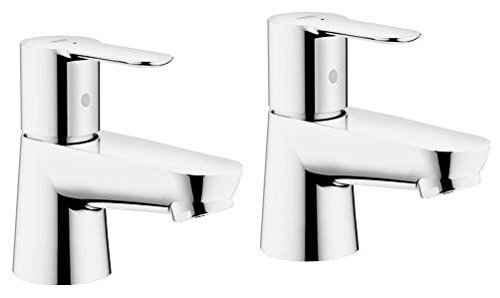 GROHE 23498000 Get Pillar Taps - Chrome