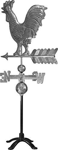 Gallo segnavento in ferro battuto for Panchina ferro battuto amazon