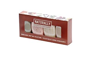 Upper Canada Soap & Candle Naturally Soap Bar Collection