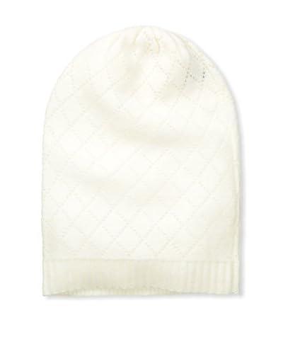 Quinn Women's Adrienne Knit Hat, Ivory