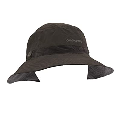 Craghoppers Unisex Nosilife Insect Repellent Sun Hat