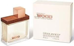 Dsquared2 She Wood Velvet Forest Wood Eau De Parfum Spray 30ml/1oz